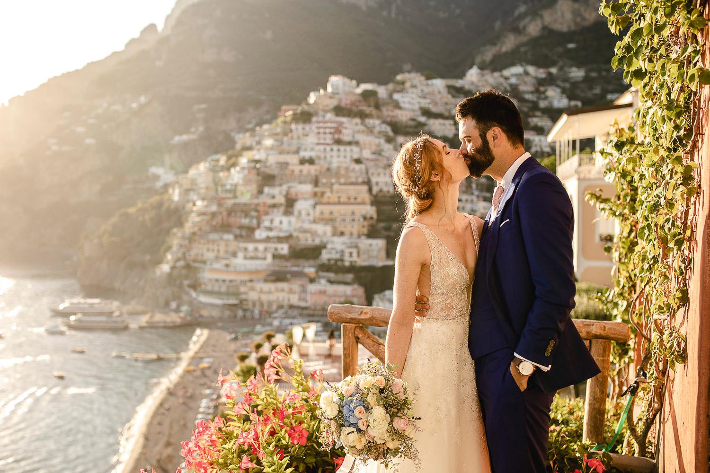 Matrimonio Positano Hotel Marincanto